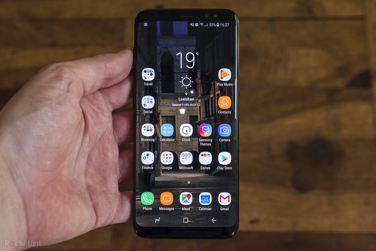 Samsung Galaxy S8 review: A mobile masterpiece - Pocket-lint
