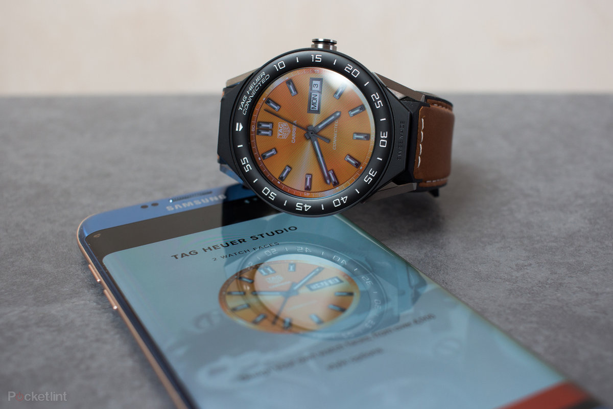 Tag Heuer Connected Modular 45 review: The undisputed smartwatc