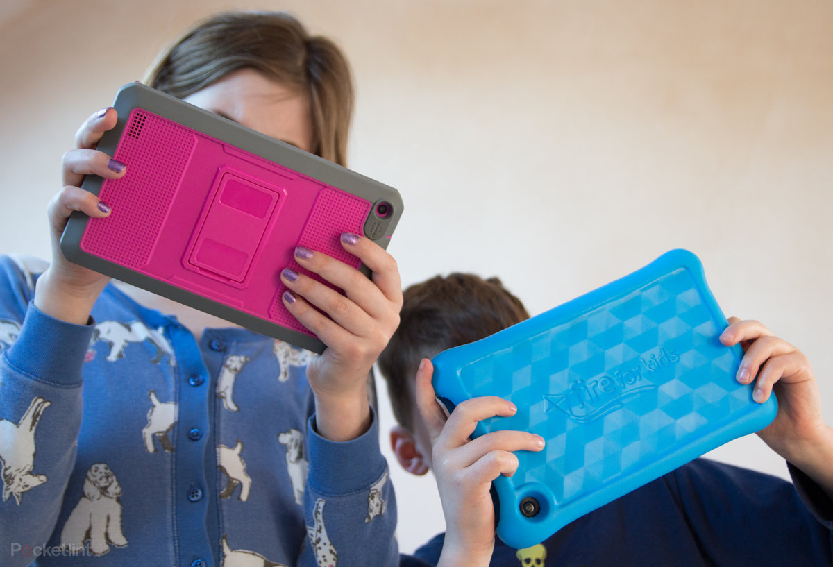 Tablets For Kids How To Set Up An Amazon Fire For Children