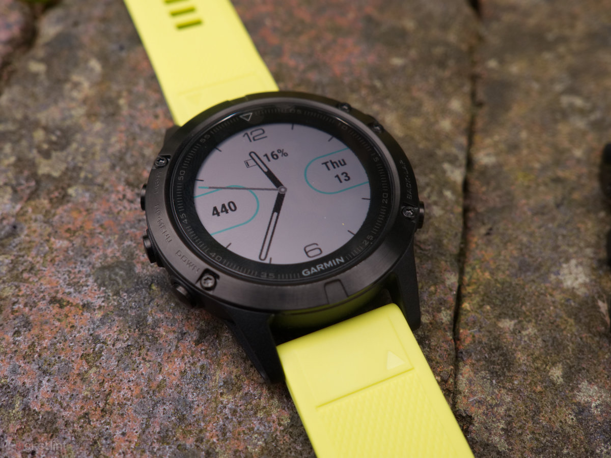 Garmin Fenix 5 review: Smart sports watches don't come better t