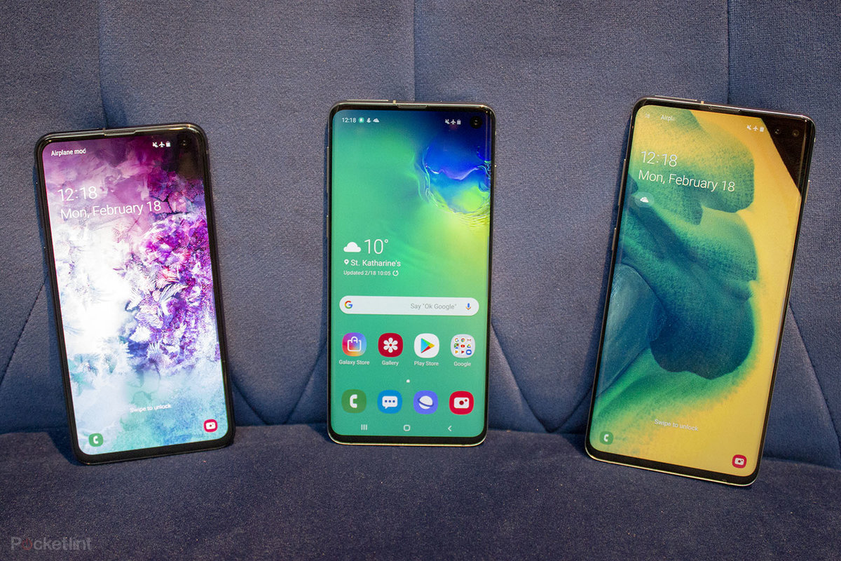 How to take a screenshot on the Samsung Galaxy S10, including s