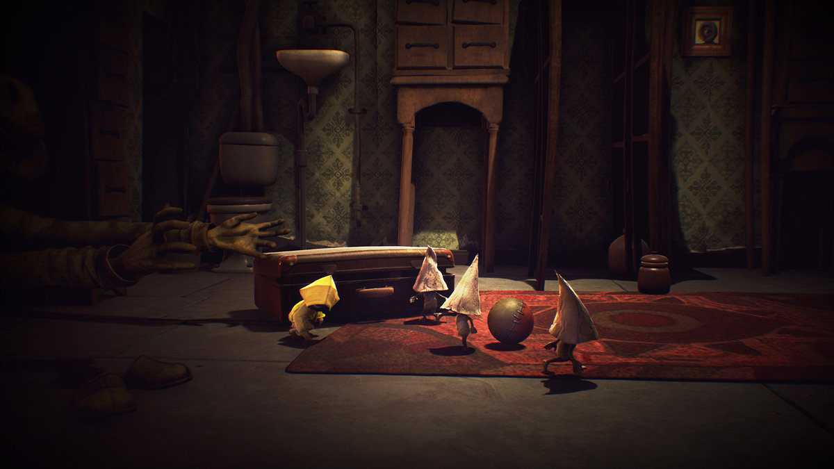 Little Nightmares review: A dreamy little horror game - Pocket-