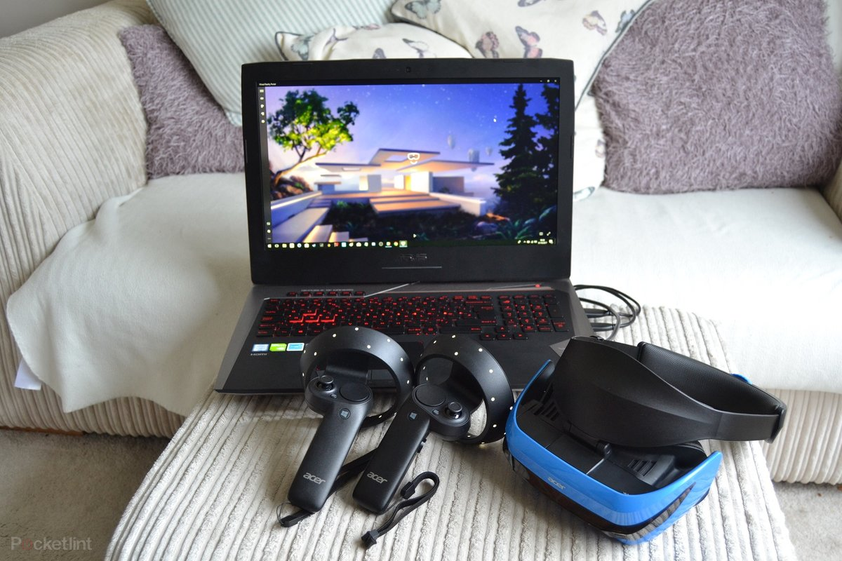Acer Windows Mixed Reality review: Good enough to bring VR to t