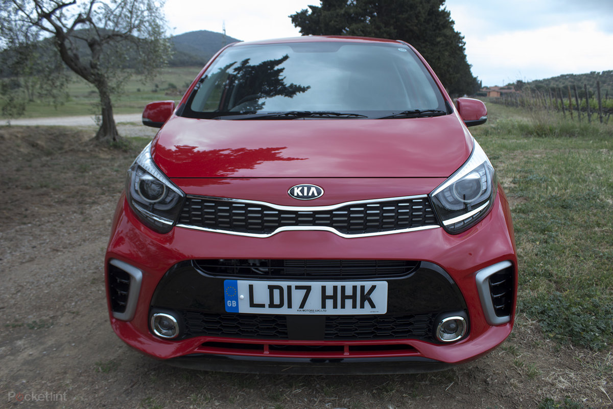 Kia Picanto 2017 Review Small Sporty And Savvy Pocket Lint