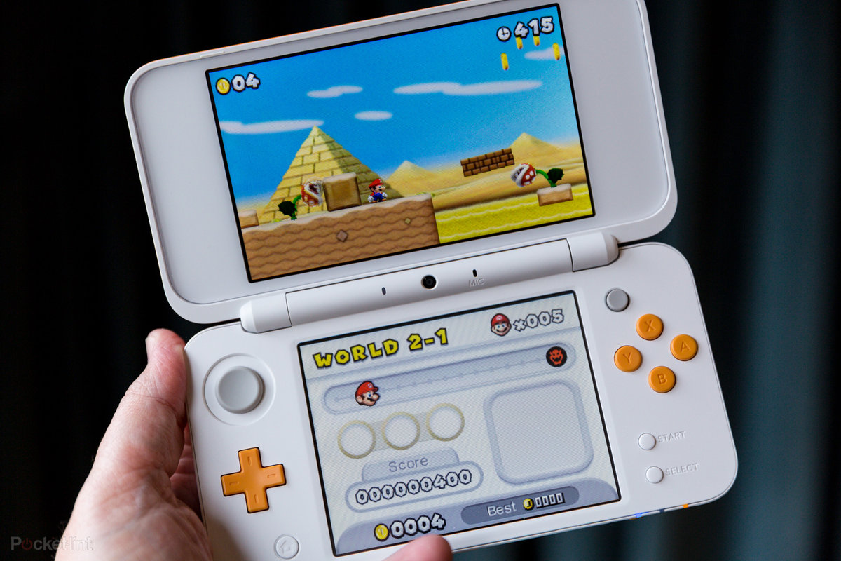 Nintendo 2ds Xl Review A Fitting Finale To Over A Decade Of Fu