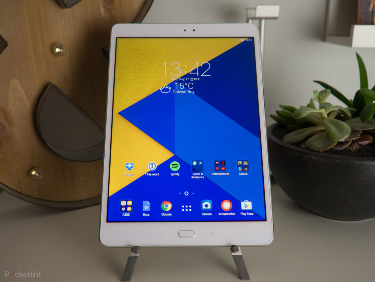 Asus ZenPad 3S 10 review: Android's savviest iPad contender? -