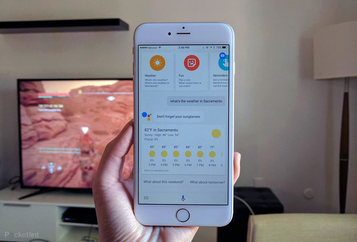 9dfcabb278b Google Assistant on iPhone: What can it do that Siri can't? - P