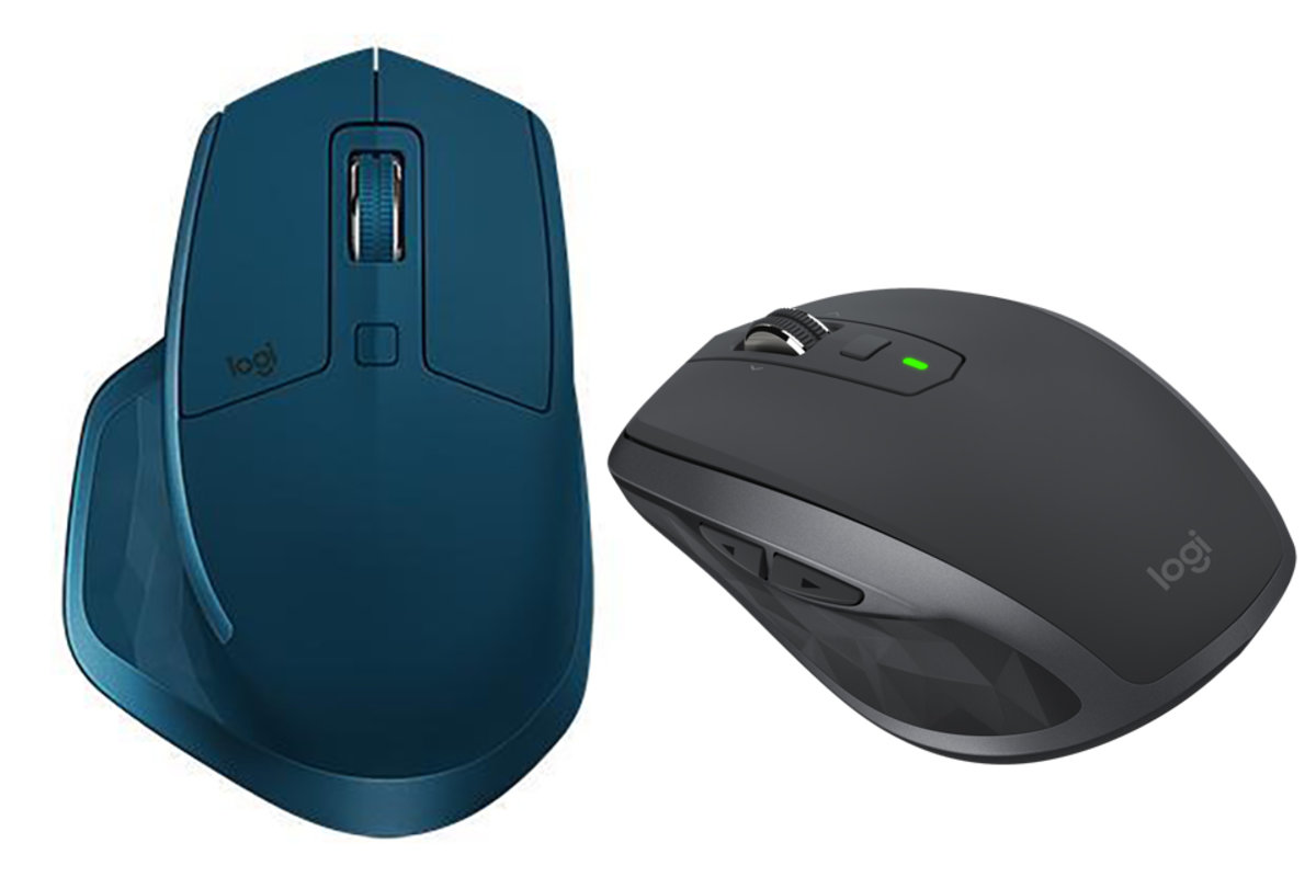 Control Three Devices With Just One Mouse Logitech Flow Software Logitec Works Two New Mx Mice Pocket Lint
