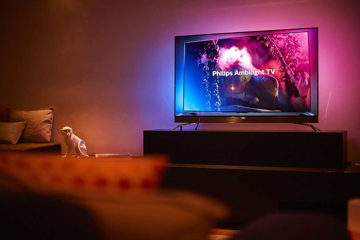 Philips Ambilight explained: Why you need to light up your livi