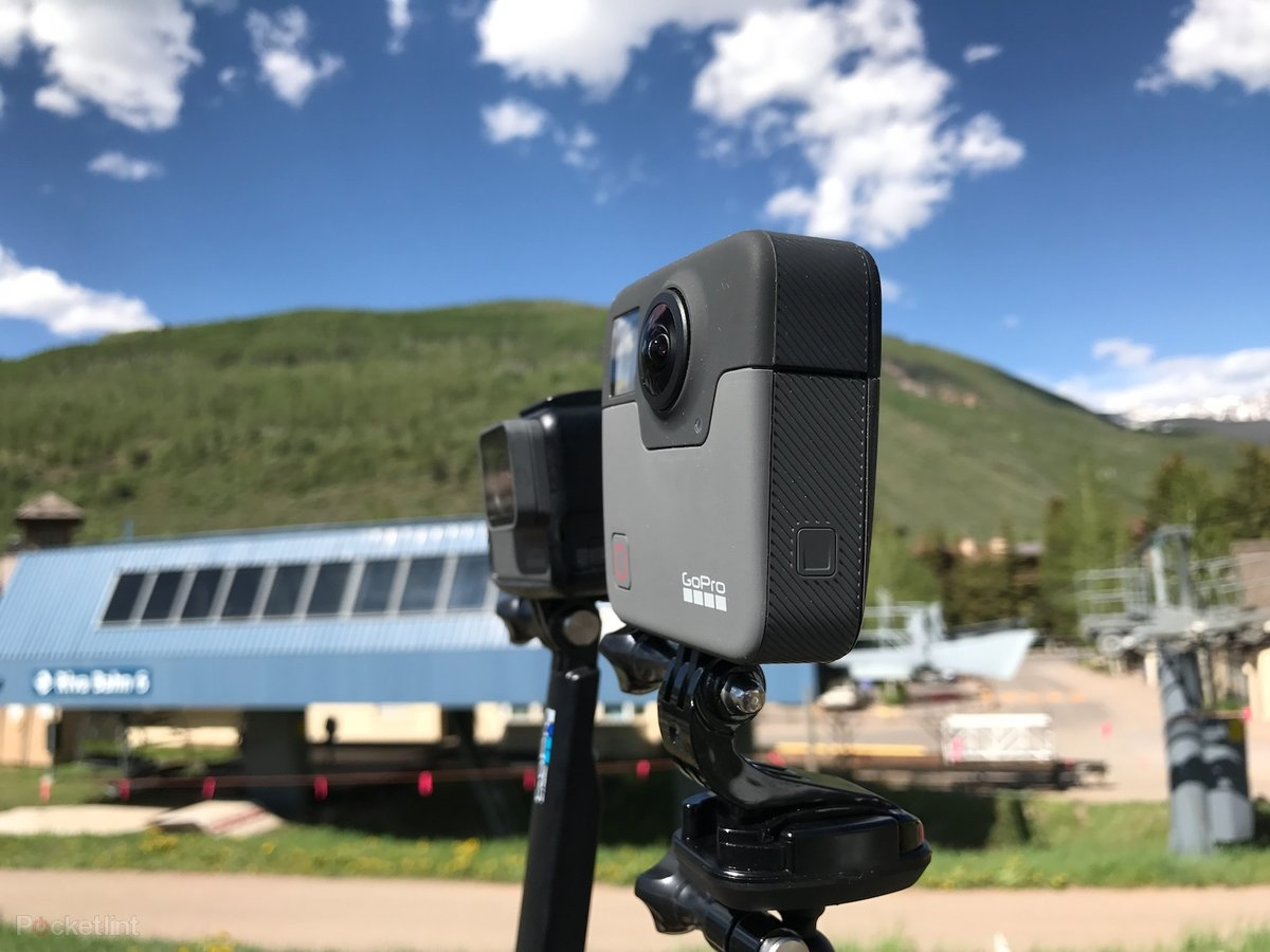 Gopro fusion sample footage download