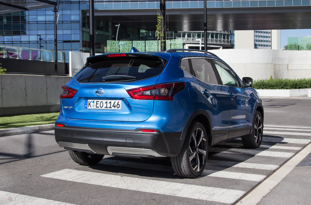 Nissan Qashqai review: Is the original SUV crossover still the