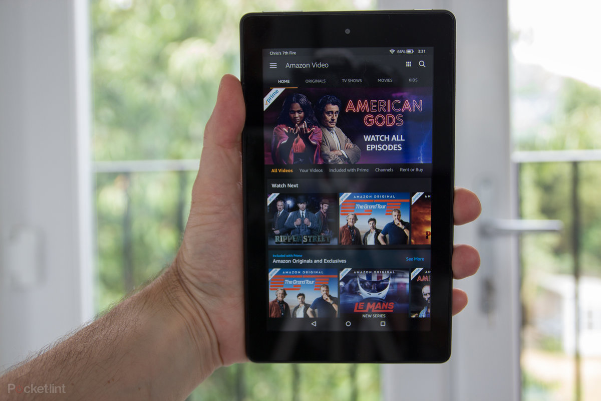 3c0dcbc213 Amazon Fire 7 review: The best affordable tablet - Pocket-lint