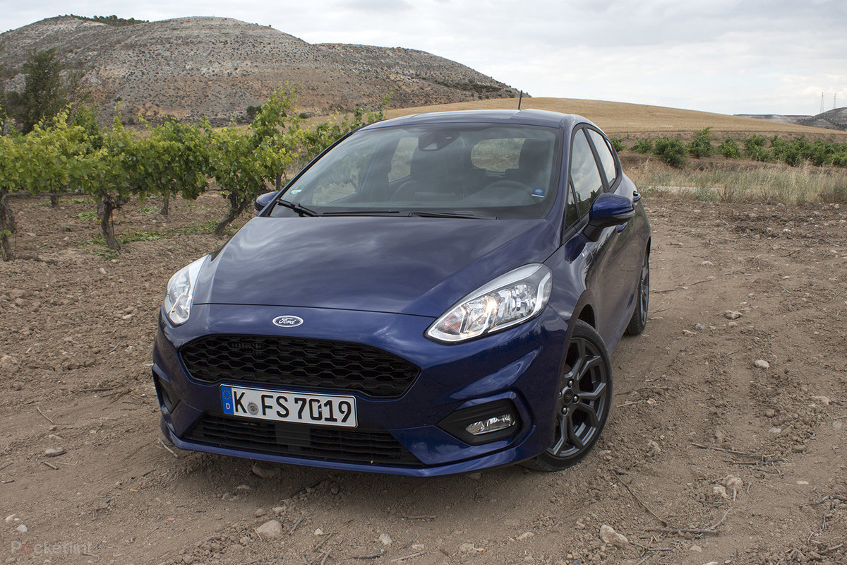 Ford Fiesta (2017) review The little car thatu0027s a very big deal - Pocket-lint & Ford Fiesta (2017) review: The little car thatu0027s a very big deal ... markmcfarlin.com