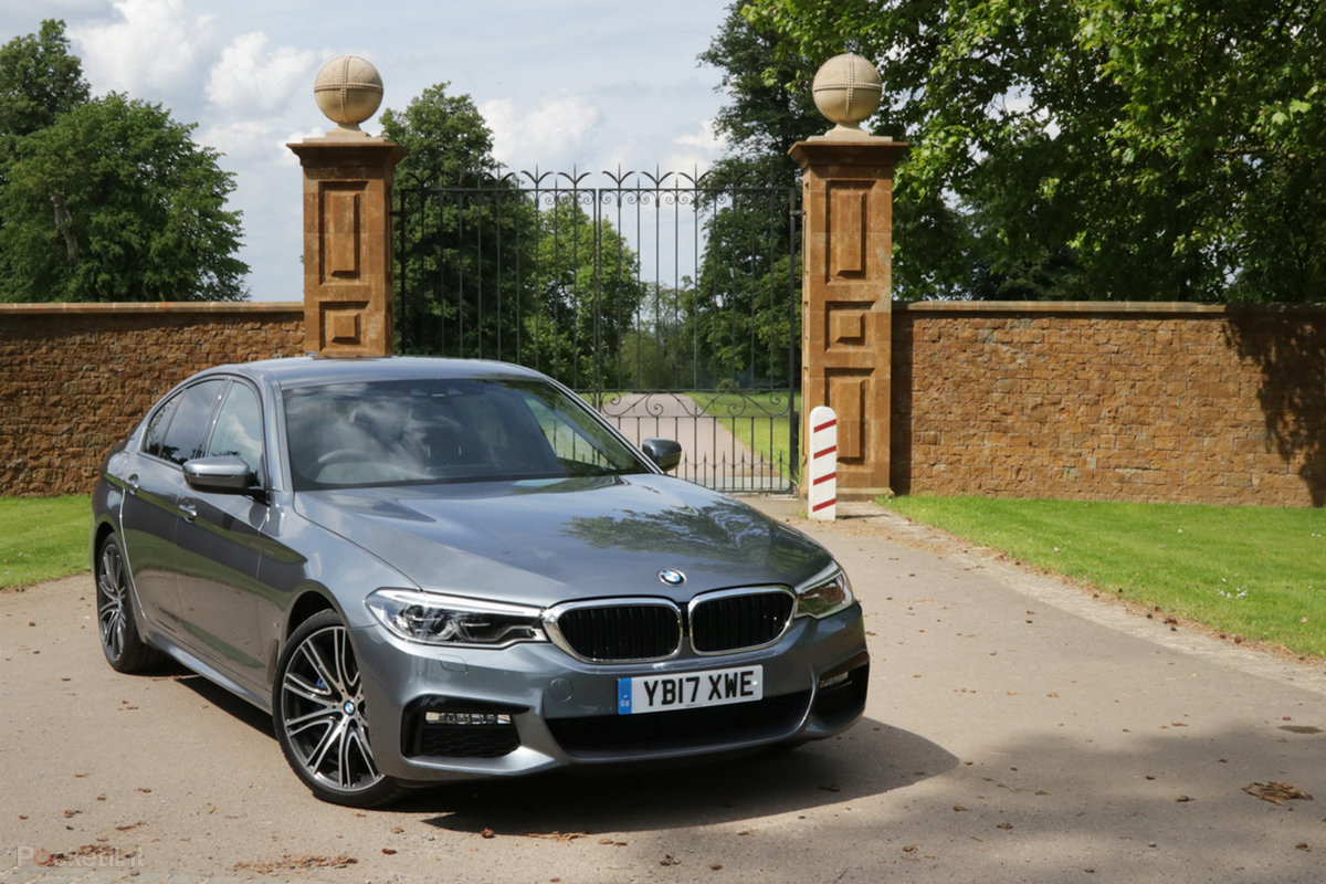 BMW 530e plug-in hybrid preview: The best of both worlds? - Poc