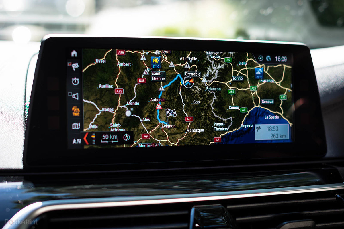 BMW 5 Series estate (2017) review: Large, technologically accom