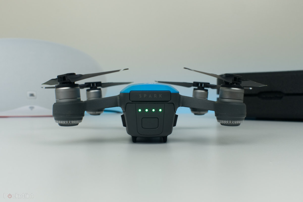 Dji Spark Drone >> Dji Spark Review The Tiny Drone That Makes You Feel Like A Jed