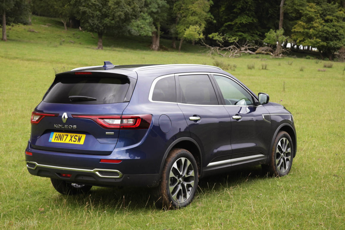 Renault Koleos review: Can the 5-seat SUV make its mark? - Pock