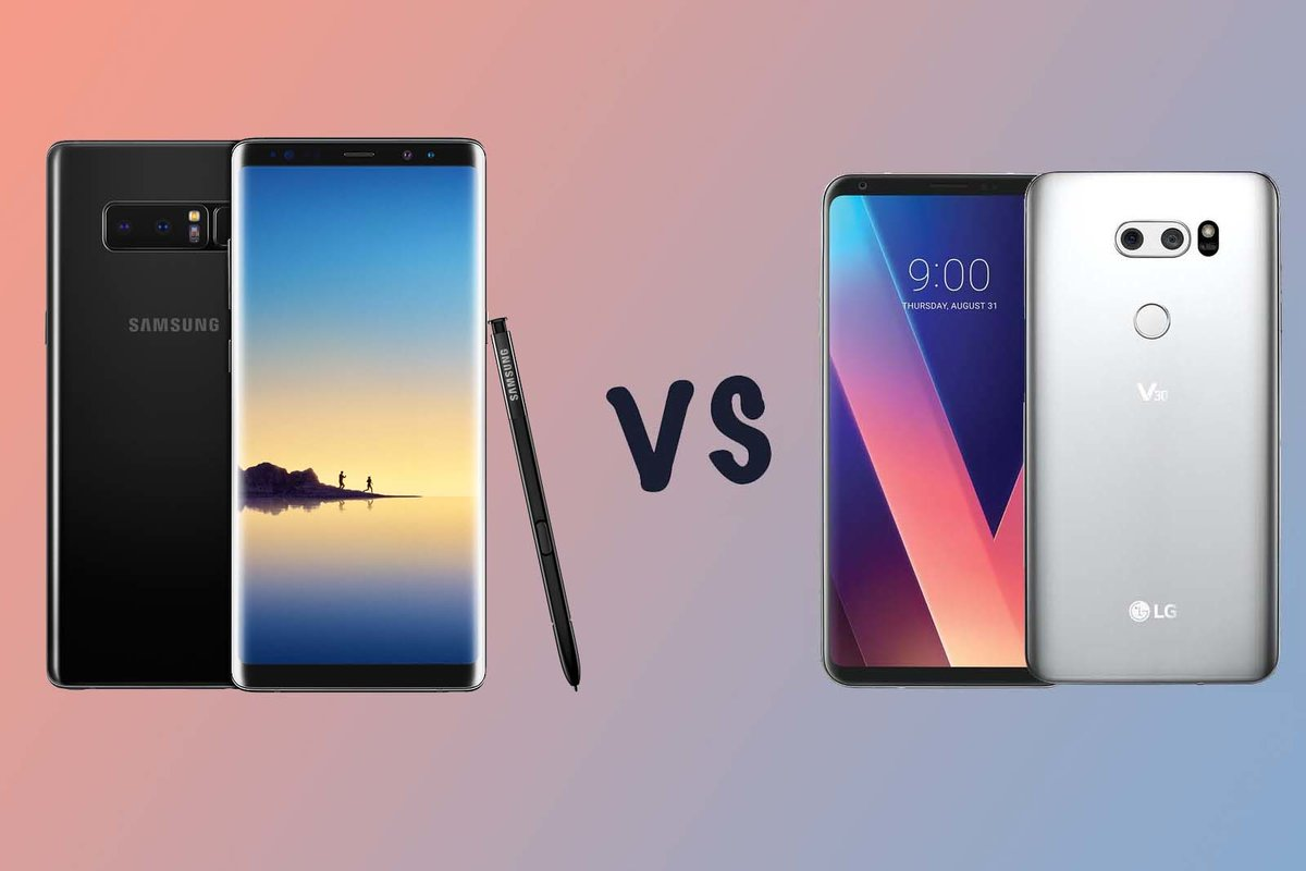 Phones Vs Samsung Galaxy Note Lg Whats The Rumoured Difference Hp Flagship