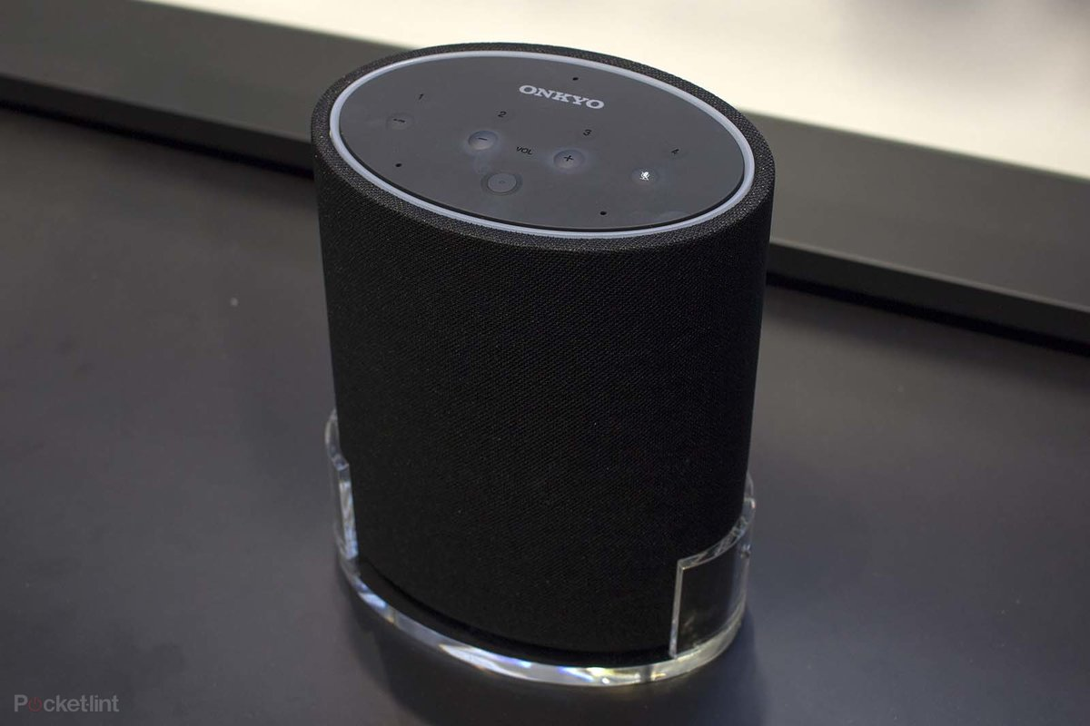 onkyo wireless speakers. onkyo p3 and g3 smart speakers preview: alexa or google, you choose wireless