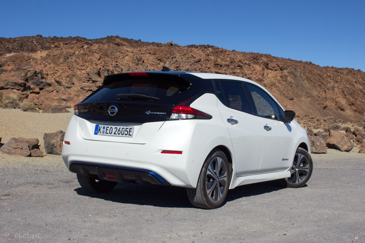 Nissan Leaf (2018) review: Electric for the people - Pocket-lin