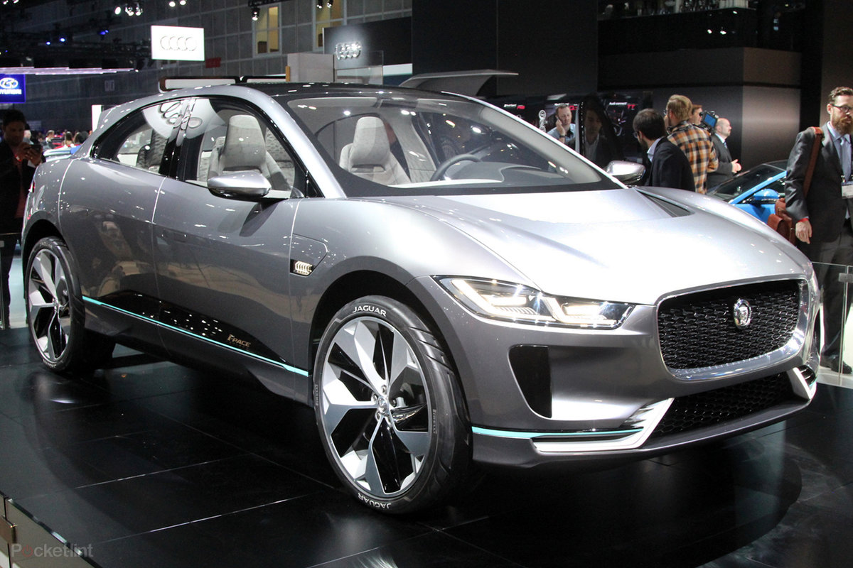 Electric Dreams New Jaguar And Land Rover Cars From 2020 Will Have