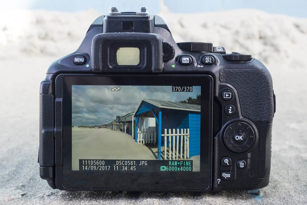 Nikon D5600 review: More connected than ever - Pocket-lint