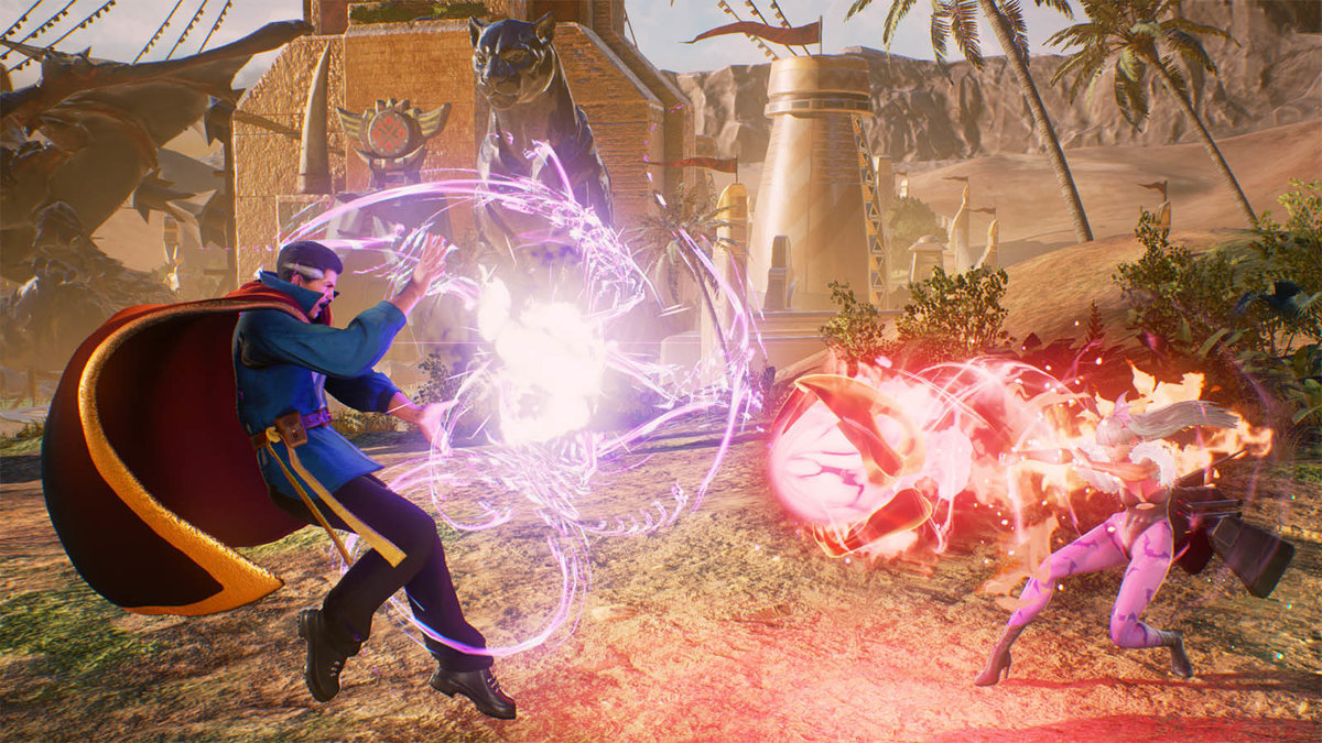 Marvel vs Capcom Infinite review: Easy to learn, difficult to m