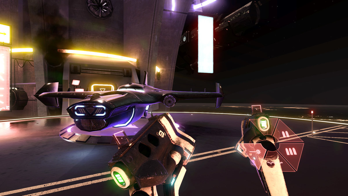 Space Pirate Trainer review: A fantastically exhausting VR shoo