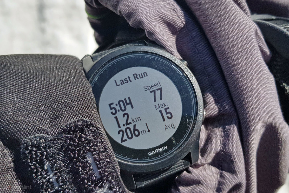 Garmin Forerunner 935 review: The sports watch of champions - P