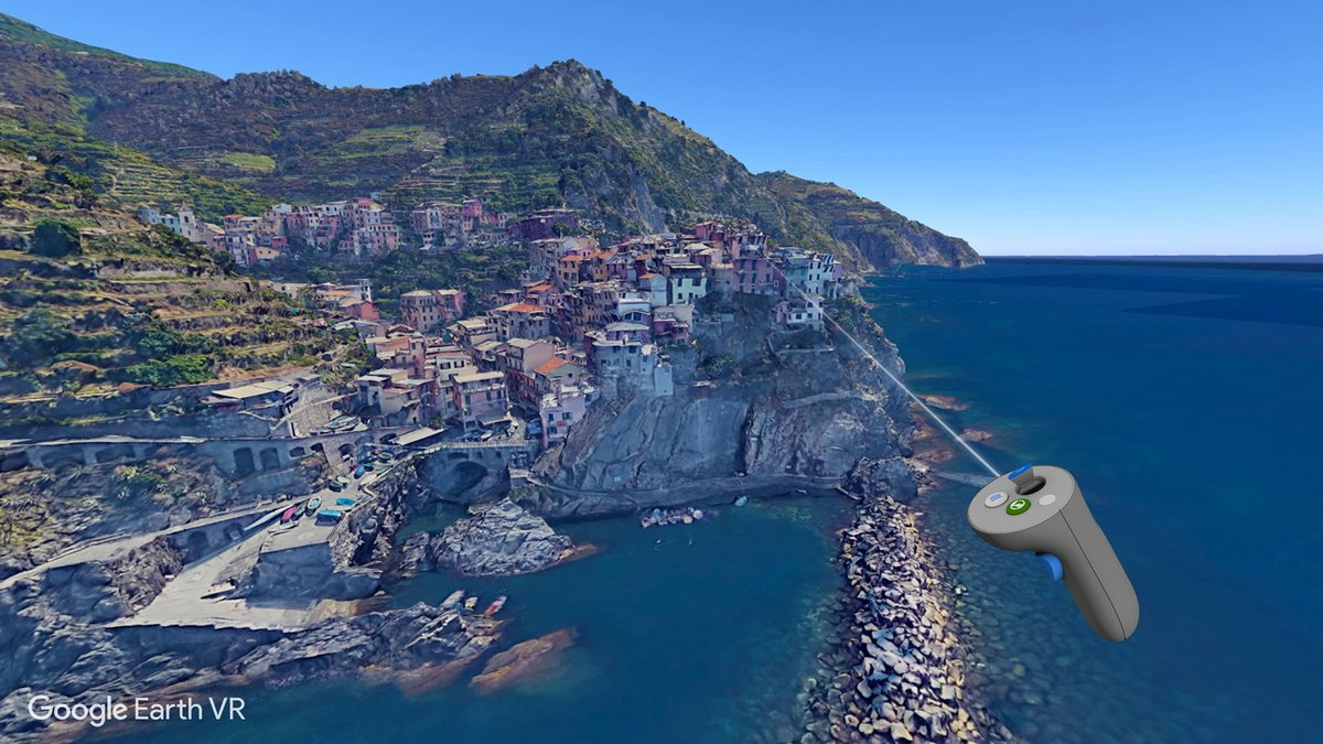 Google Earth VR review: Now with virtual reality Street View -
