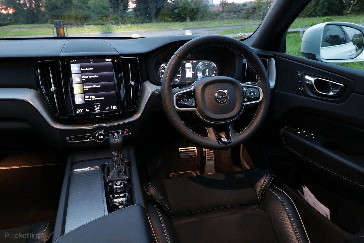 Volvo XC60 review: The best-in-class mid-size SUV? - Pocket-lin