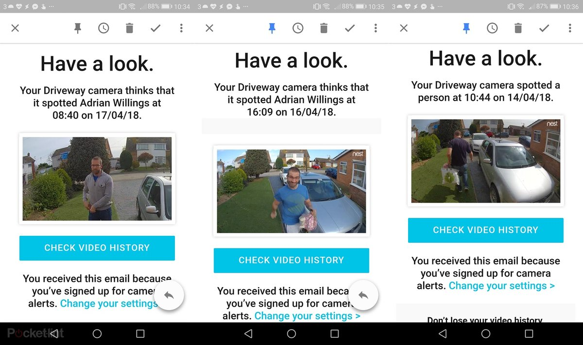 Nest Cam IQ Outdoor review: Outside security camera gets smarter