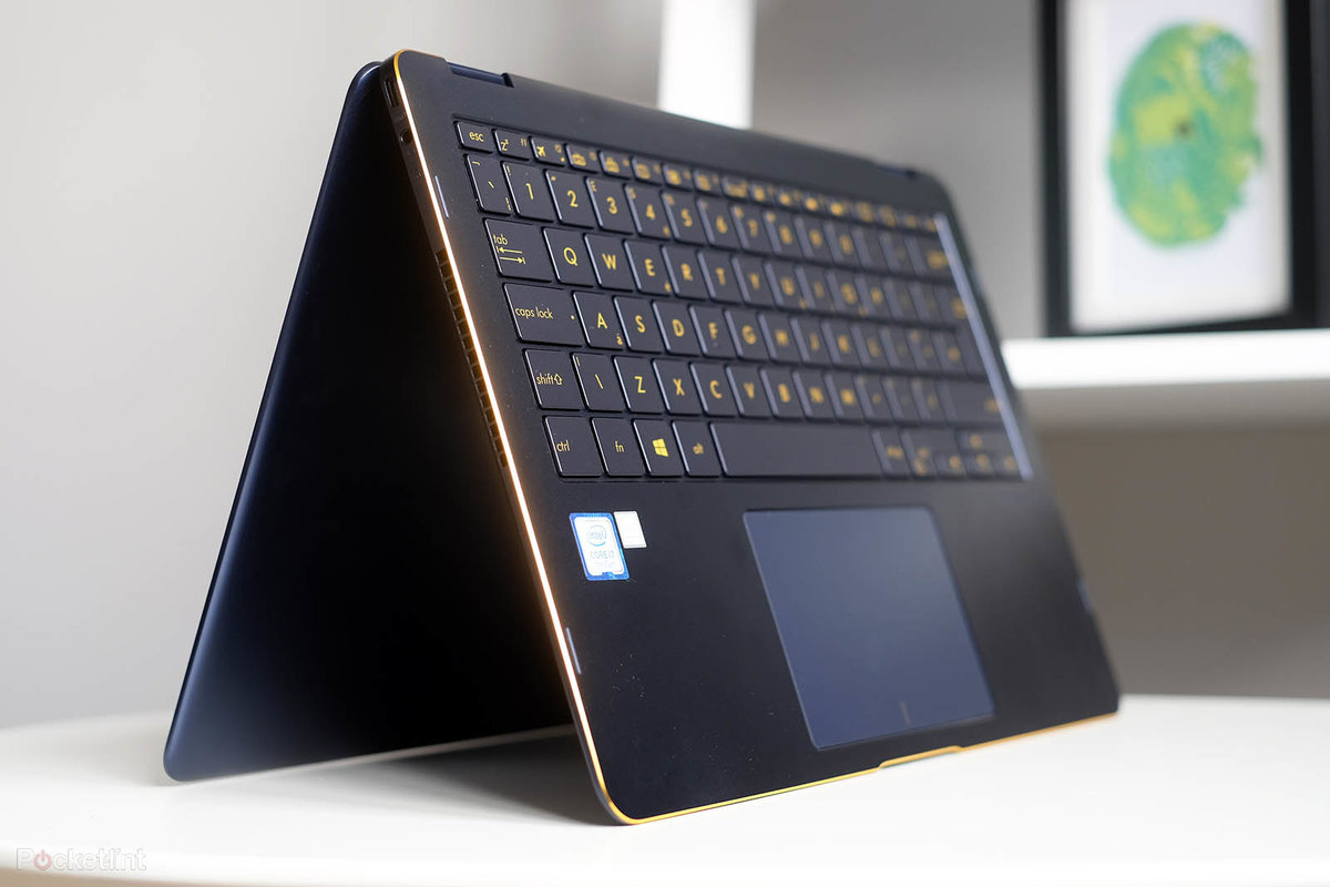 Asus ZenBook Flip S review: One flippin' good-looking 360-degre
