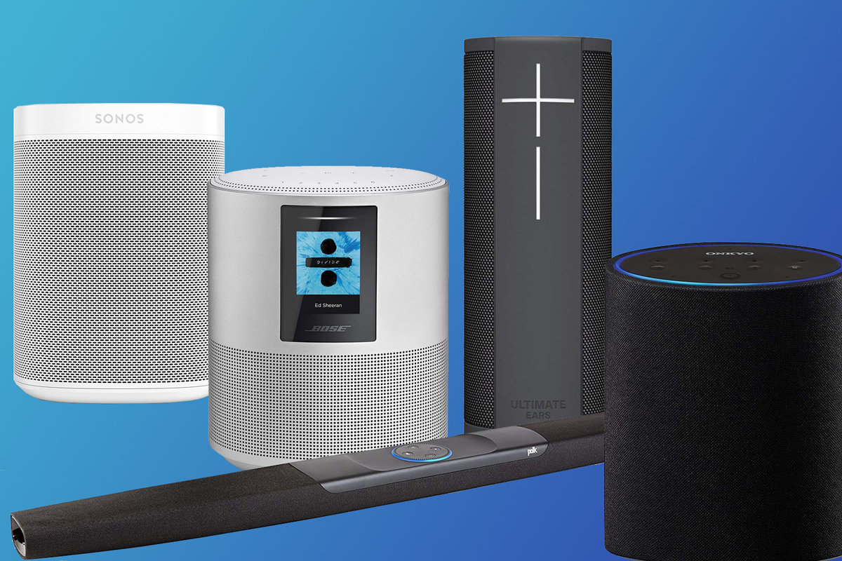 Best Alexa Speakers 2020 Top Amazon Echo Alternatives
