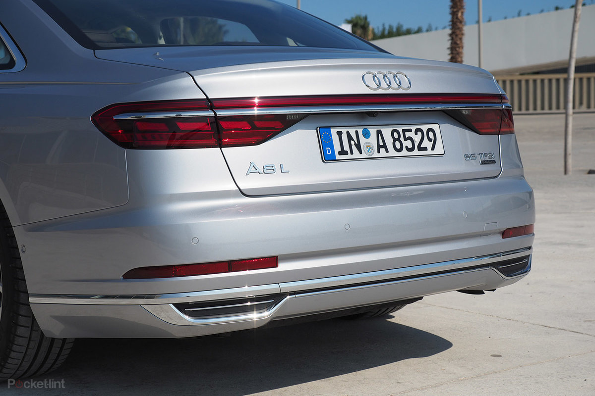Audi A8 (2017) review: The most tech-packed car to ever hit the