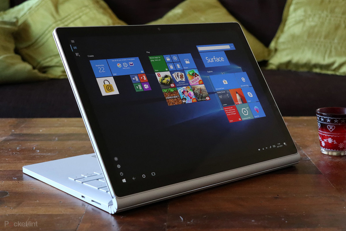 Surface Book 2 13 5 Inch Review Pocket Lint