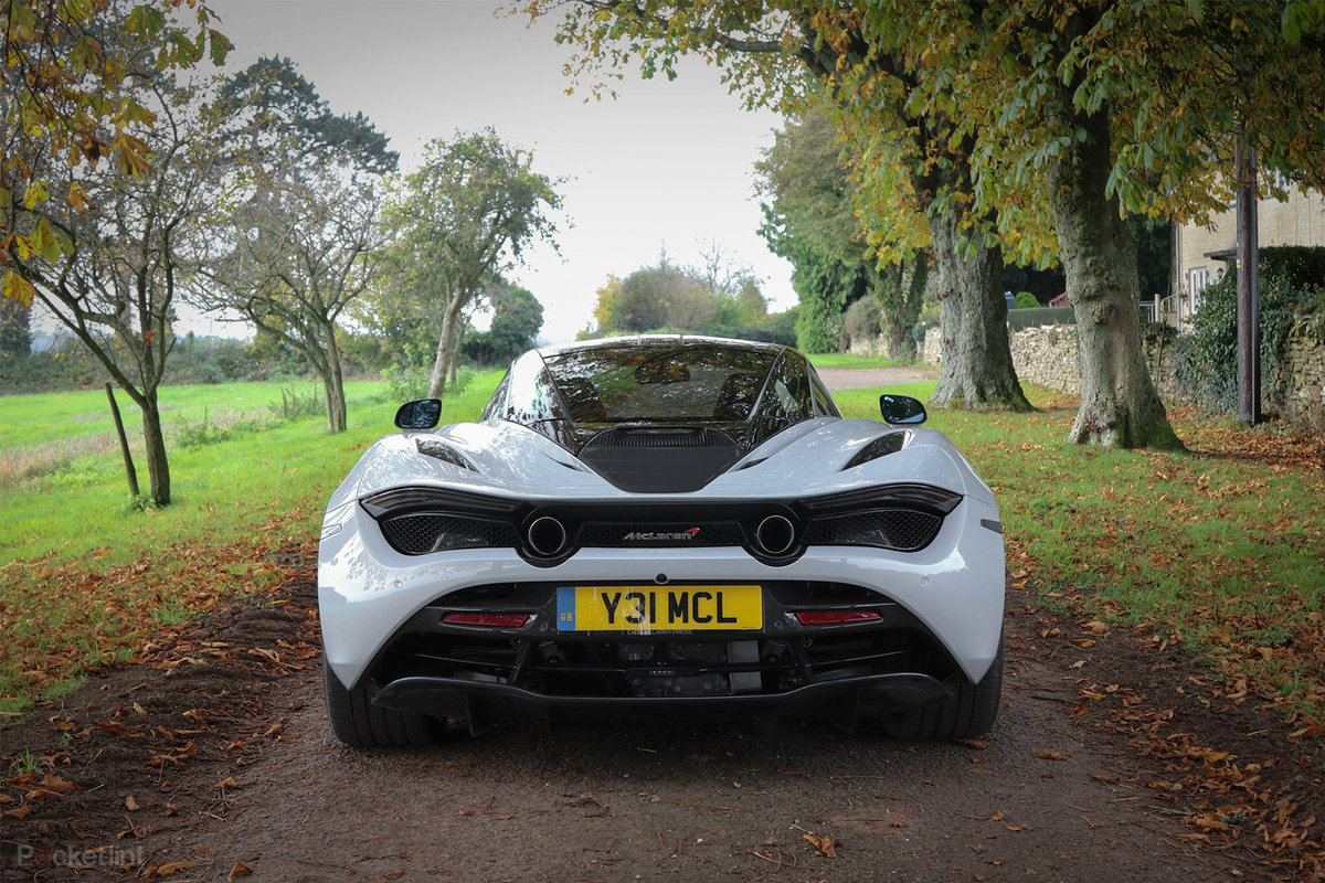 McLaren 720S review: Shaking up the supercar world order - Pock