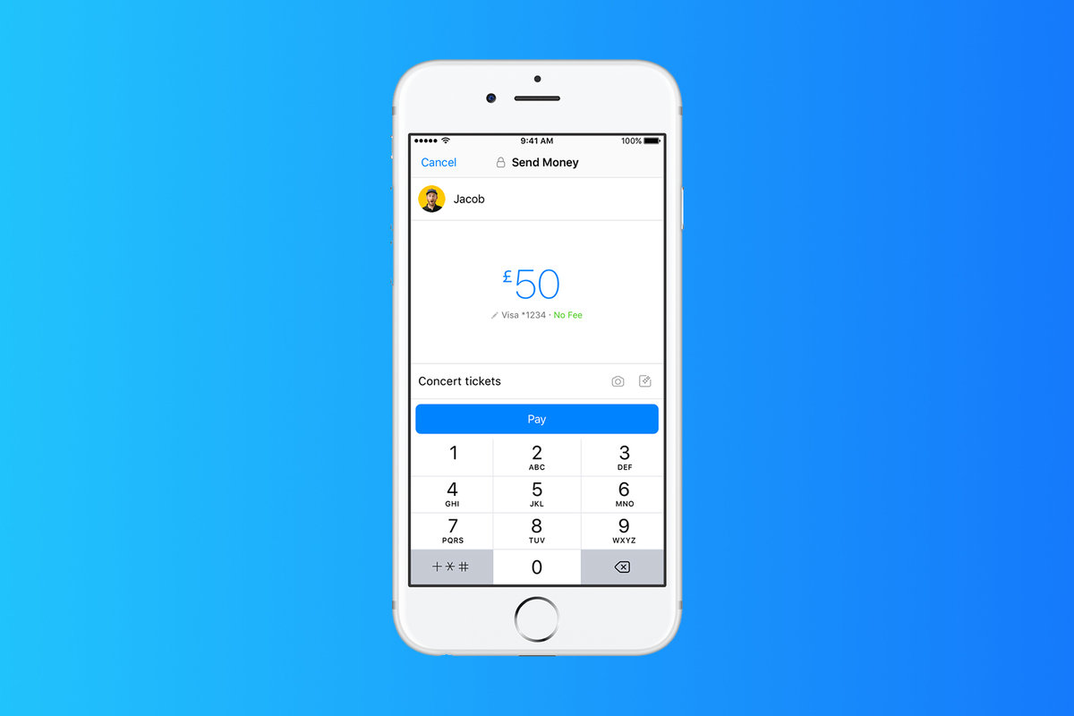 How To Send Money On Messenger 2019