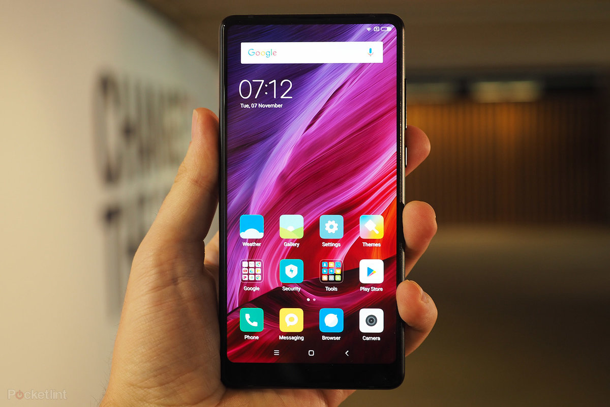 4afad01b97f Xiaomi Mi Mix 2 review  Flagship design without the flagship price tag