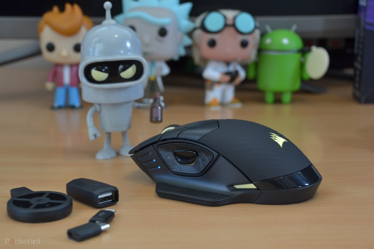 Best Gaming Mice Top Wired Wireless And Rgb Razer Mamba 5g Chroma Mouse