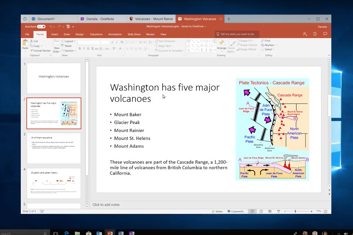 Windows 10 Sets: How do the tabs work and when can you try them