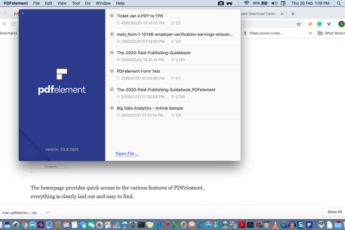 The best pdf for mac