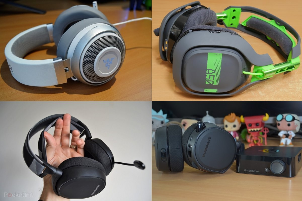 630e28db4af Best PC gaming headsets: The best wired, wireless and surround sound  headsets around