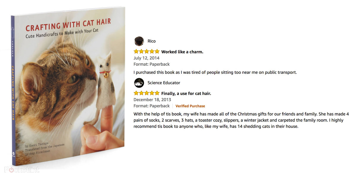 12d174f5d45 Awesome Amazon reviews that are bound to amuse - Pocket-lint