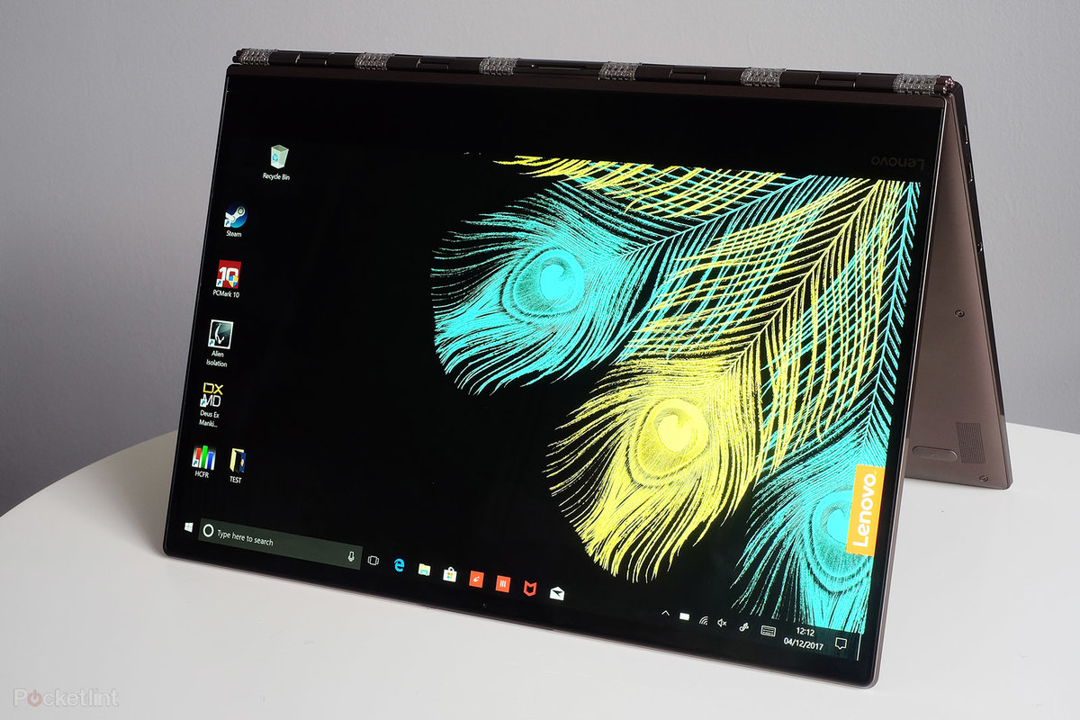 Lenovo Yoga 920 review: Design delight with mighty battery life