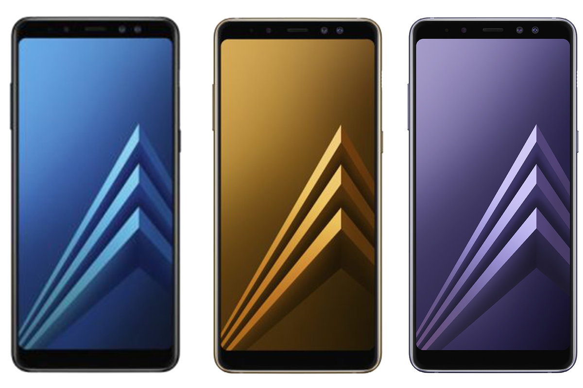 Samsung Galaxy A8 brings Infinity Display and a dual-lens front
