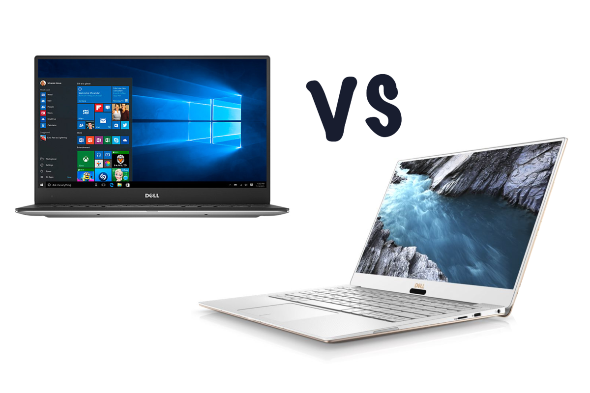 New Dell Xps 13 2018 Vs Xps 13 2017 What S The Difference