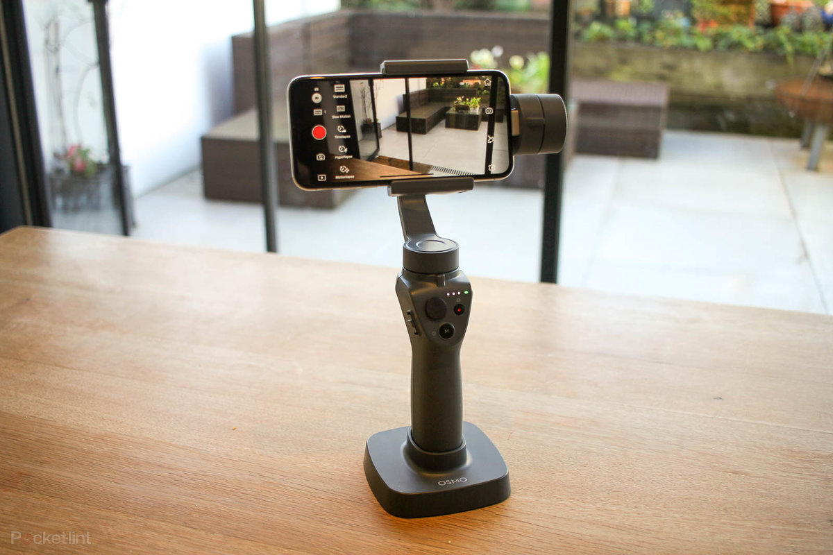 Dji Osmo Review >> Dji Osmo Mobile 2 Review Superb Stabilisation Pocket Lint