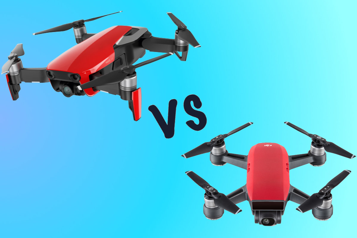 DJI Mavic Air vs DJI Spark: Worth the upgrade? - Pocket-lint