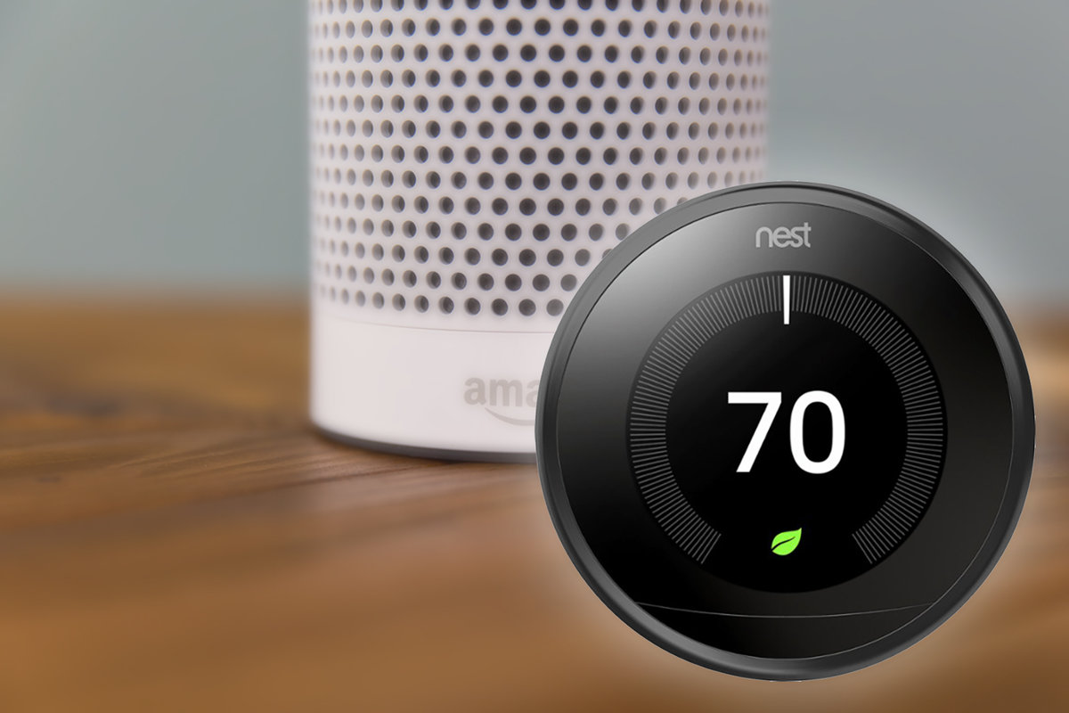 How to control your Nest devices using Amazon Alexa commands -